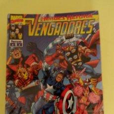 Cómics: LOS VENGADORES VOLUMEN 3 FORUM. COLECCIÓN COMPLETA 86 NÚMEROS + 2 EXTRAS PLANETA/PANINI. 1998-2005. Lote 136498226