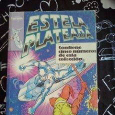 Cómics: FORUM - ESTELA PLATEADA RETAPADO CON LOS NUM. 11-12-13-14-15. Lote 136553754