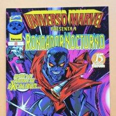 Comics: MARVEL COMIC- RONDADOR NOCTURNO- Nº 8 -1998- NM. Lote 136587258