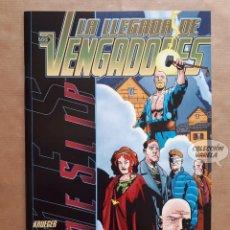 Fumetti: LA LLEGADA DE LOS VENGADORES - NÚMERO ÚNICO - FORUM - JMV. Lote 136604342