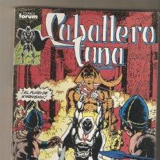 Cómics: CABALLERO LUNA - Nº 1 - 2 - 3 - 4 Y 5 - RETAPADO - FORUM - NUEVO CON PRECINTO DE IMPRENTA -. Lote 136641234
