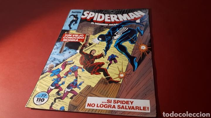 SPIDERMAN 77 FORUM (Tebeos y Comics - Forum - Spiderman)