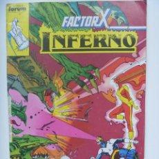 Cómics - FACTOR X INFERNO NUMERO 6 - 136748866