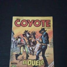 Fumetti: EL COYOTE Nº 4 EL DUELO - FORUM DE J MALLORQUI. Lote 136773700