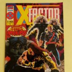 Comics : X-FACTOR VOLUMEN 1 FORUM. LA ERA DE APOCALIPSIS. COLECCIÓN COMPLETA 39 NÚMEROS. PLANETA. 1995-1996. Lote 137144638