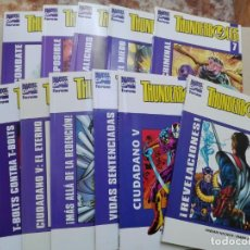 Cómics: THUNDERBOLTS VOL.2 COMPLETA, 11 TOMOS, MARVEL, FORUM.. Lote 137149730