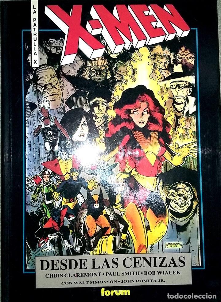 LA PATRULLA-X. DESDE LAS CENIZAS (COLECCIÓN OBRAS MAESTRAS) (Tebeos y Comics - Forum - Prestiges y Tomos)