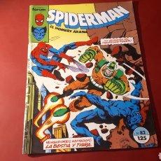 Cómics: MUY BUEN ESTADO SPIDERMAN 82 FORUM. Lote 137282721