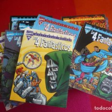 Cómics: LOS 4 FANTASTICOS BIBLIOTECA MARVEL 1 AL 32 + 01 AL 03 ¡COMPLETA! ( KIRBY ) ¡MUY BUEN ESTADO! FORUM. Lote 137312798