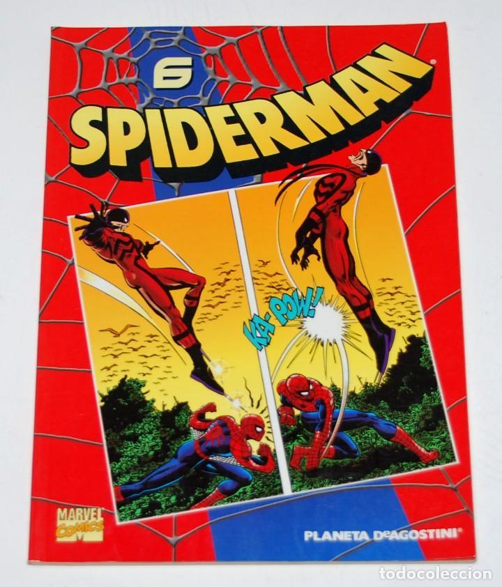 SPIDERMAN SERIE ROJA PLANETA DE AGOSTINI (Nº6 ) (Tebeos y Comics - Forum - Spiderman)