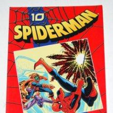 Cómics: SPIDERMAN SERIE ROJA PLANETA DE AGOSTINI (Nº10 ). Lote 147004250