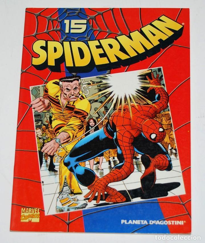 SPIDERMAN SERIE ROJA PLANETA DE AGOSTINI (Nº15 ) (Tebeos y Comics - Forum - Spiderman)