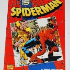 Cómics: SPIDERMAN SERIE ROJA PLANETA DE AGOSTINI (Nº15 ). Lote 147004418