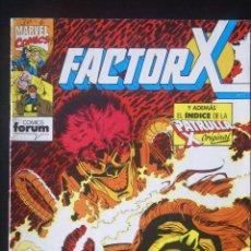Cómics: FACTOR X, VOLUMEN 1, Nº 66. FORUM. /VOL I. Lote 137500462