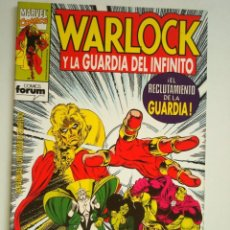 Cómics: WARLOCK Y LA GUARDIA DEL INFINITO Nº 2 (FORUM) MARVEL. Lote 137518254