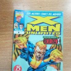Cómics - X-MEN UNLIMITED #6 - 137519020