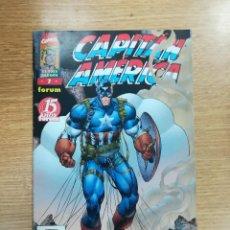 Cómics: CAPITAN AMERICA HEROES REBORN #7. Lote 137519213