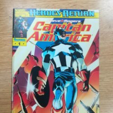 Cómics: CAPITAN AMERICA VOL 4 #1. Lote 137519225