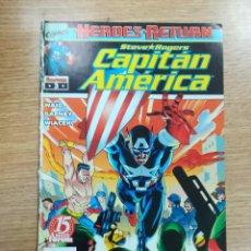 Cómics: CAPITAN AMERICA VOL 4 #3. Lote 137519233