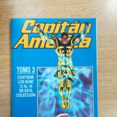 Cómics: CAPITAN AMERICA VOL 4 RETAPADO #3 (NUMEROS 12 A 16). Lote 137519297