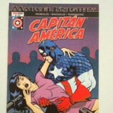 Cómics: MARVEL KNIGHTS CAPITAN AMERICA Nº 25 (PANINI) MARVEL. Lote 137583158