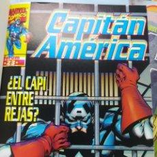 Cómics: CAPITAN AMERICA VOL 4 RETAPADO #5 (NUMEROS 23 A 27). Lote 137627896