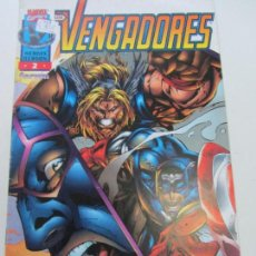 Cómics: LOS VENGADORES FORUM VOL.3 HEROES REBORN Nº 2 FORUM CS148. Lote 137750530