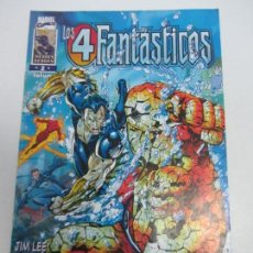 Comics : LOS 4 FANTÁSTICOS VOL. 2 - Nº 2 - HEROES REBORN - JIM LEE FORUM CS148. Lote 137793346