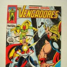 Cómics: LOS VENGADORES VOL. 1 Nº 2 (FORUM) MARVEL. Lote 137821402