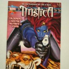 Comics : MÍSTICA Nº 4 (PANINI) MARVEL. Lote 137823226