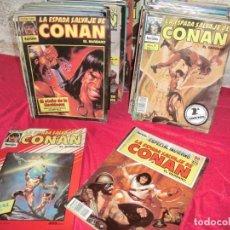 Cómics: LA ESPADA SALVAJE DE CONAN,( SERIE ORO 2 EDICION) ,COLECCION AVANZADA. Lote 137854970