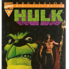 Cómics: HULK. Nº 3. EXCELSIOR. BIBLIOTECA MARVEL. FORUM. (ST/C2). Lote 137885914