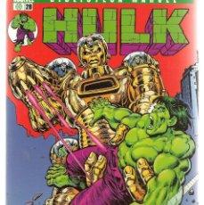 Cómics: HULK. Nº 28. EXCELSIOR. BIBLIOTECA MARVEL. FORUM. (ST/C2). Lote 137886314