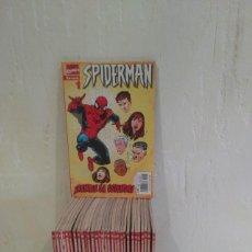 Cómics: SPIDERMAN VOL 5 - LOMO ROJO - COMPLETA. Lote 137933190