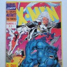 Cómics: X-MEN Nº 2 (EDITORIAL PAVON) (EDICION AMERICANA Nº 1) MUY RARO (MARVEL) IMPRESO EN ARGENTINA 1993. Lote 137968322