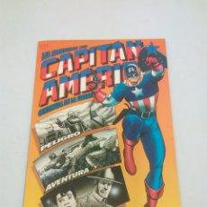 Cómics: COMIC LAS AVENTURAS DEL CAPITÁN AMÉRICA,FORUM AÑO 1992. Lote 137969316