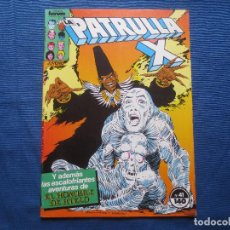 Cómics: LA PATRULLA X N.º 41 DE CHRIS CLAREMONT VOLUMEN 1 FORUM 1987 VOL. I. Lote 137971646