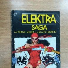 Cómics: ELEKTRA SAGA #1. Lote 137972125