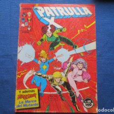 Cómics: LA PATRULLA X N.º 68 DE CHRIS CLAREMONT VOLUMEN 1 FORUM 1988 VOL. I. Lote 137972374