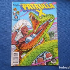 Cómics: LA PATRULLA X N.º 73 DE CHRIS CLAREMONT VOLUMEN 1 FORUM 1988 VOL. I. Lote 137972974