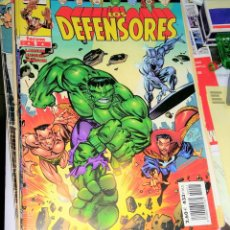 Cómics: TEBEOS-COMICS CANDY - DEFENSORES - LOTE - 1 2 6 8 9 11 12 - - RARO - *AA99. Lote 138076226
