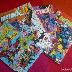 Cómics: FACTOR X VOL. 1 NºS 61, 62, 63, 64 Y 65 ( PETER DAVID ) ¡MUY BUEN ESTADO! MARVEL FORUM. Lote 138091074