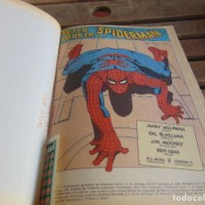 Cómics: TOMO CON 10 Nº COMICS FORUM SPIDERMAN LE FALTAN LAS PASTAS. Lote 138091454