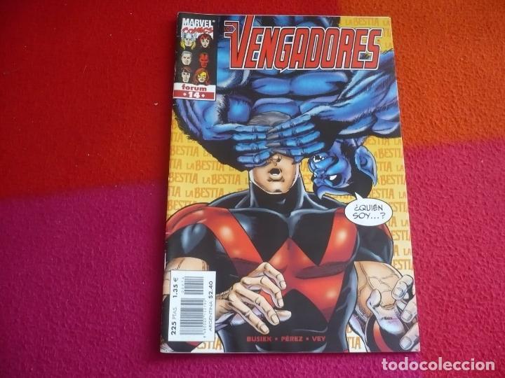 LOS VENGADORES VOL. 3 Nº 14 ( KURT BUSIEK GEORGE PEREZ ) ¡BUEN ESTADO! MARVEL FORUM (Tebeos y Comics - Forum - Vengadores)