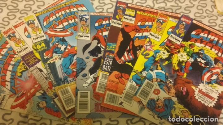LOTE CAPITÁN AMÉRICA Y THOR VOL 2 NºS 2 6 8 10 Y 11 (Tebeos y Comics - Forum - Capitán América)