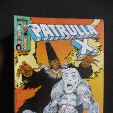 Cómics: LA PATRULLA X. Nº 41. VOL 1. FORUM. Lote 138380190
