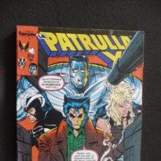 Cómics: LA PATRULLA X. Nº 90. VOL 1. FORUM. Lote 138386058