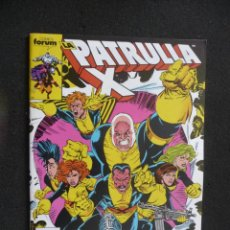Cómics: LA PATRULLA X. Nº 99. VOL 1. FORUM. Lote 138386686
