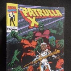 Cómics: LA PATRULLA X. Nº 107. VOL 1. FORUM. Lote 138390554