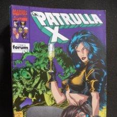 Cómics: LA PATRULLA X. Nº 109. VOL 1. FORUM. Lote 138390986
